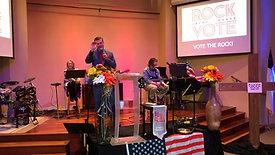 Nov 1, 2020 Praise and Prayer Rally for America