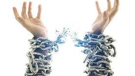"""Walls Falling! Chains Breaking!"""