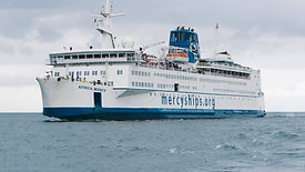 August 22, 2021, Special ministry guests Bob & Sherilyn Cook Mercy Ships.