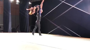 Dancerpalooza - Abigail Simon and Martin Harvey