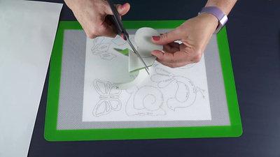 Precision Fusing Mat Demo