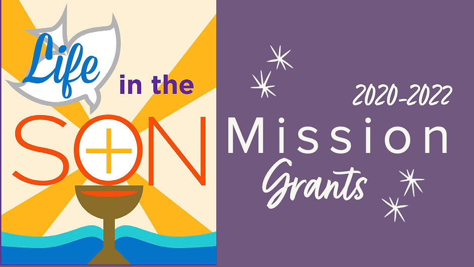 Mission Grants for 2020-2022