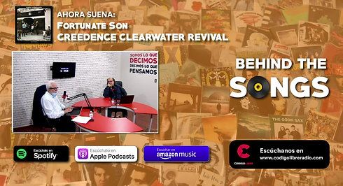 Behind The Songs :: Creedence Clearwater revival