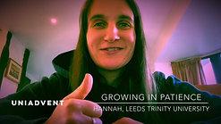 Patience ~ Leeds Trinity University