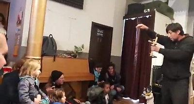 video marionette che assam