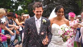 Kristy and Jake Wedding