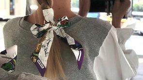 Nastrito - Noeud papillon pour les cheveux