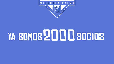 2000 socios
