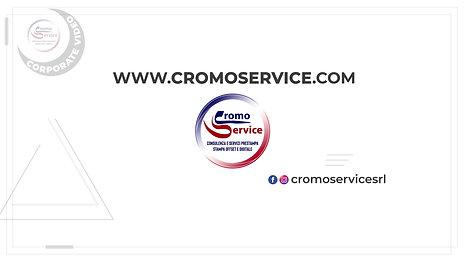 Video Corporate Cromo Service