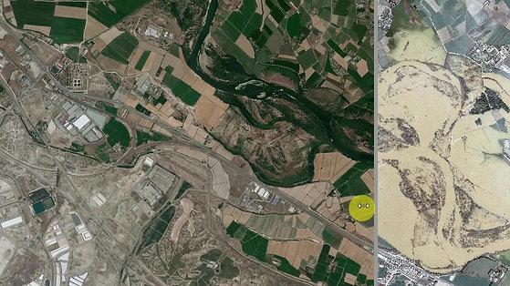 Desborde e Inundación Ebro