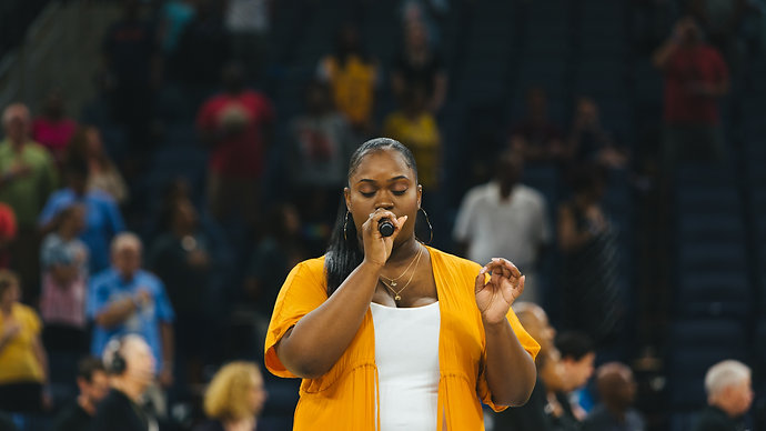 National Anthem | Chicago Sky