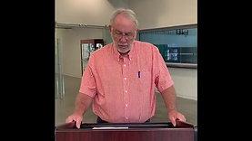 John Irwin, CPST Commissioner
