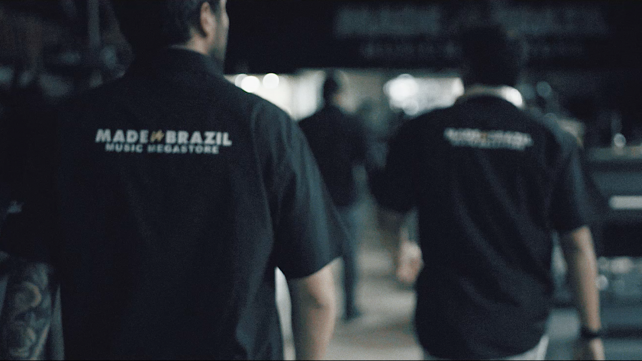 Made in Brazil - Reel