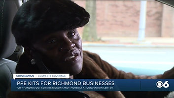 PPE Kits for Richmond Business- Deadline News