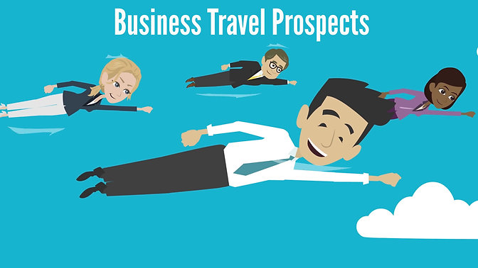 Join the business travel industry