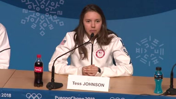Olympics Press Conference