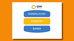 3.Как пополнить Qiwi с терминала