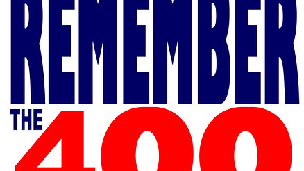 #rememberthe400