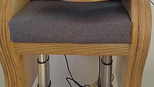כורסא מתכוננת