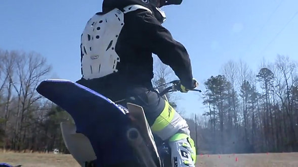 Throttle therapy: Veterans find peace of mind in motocross