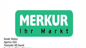 Merkur Markt Durchsage