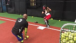 Softball Training Drills with Coach Adrian Hernandez and Victoria Rodriguez