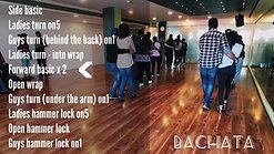 Bachata (L1) Partner-Work