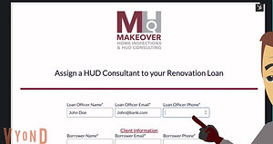 Makeover Consulting and Inspections - HUD Portal