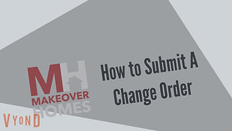 HUD Consulting - Change Orders
