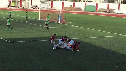 Glacis UTD Goal Vs Europa Fc