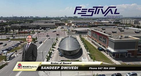 Sandeep - Festival Towers Ad 30 sec