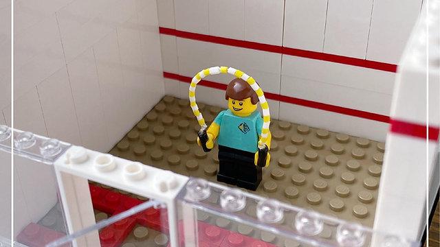 LEGO 花式跳繩影片系列