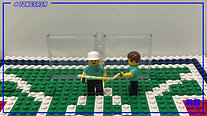 LEGO花式跳繩影片系列Ep3-雙人繩單側回旋跳