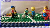 LEGO花式跳繩影片系列Ep4-復活節假期去公園練習吸引大批市民圍觀支持