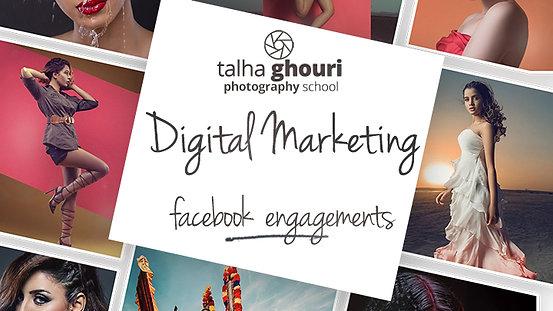 Digital Marketing Lesson 1 | Facebook Engagements