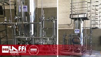 Sistema Declorador e Filtros de Cartucho