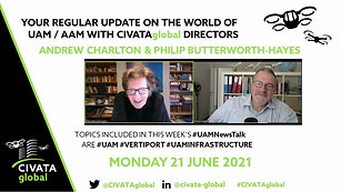 CIVATAglobal - #UAMNewsTalk - 21 June