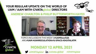 CIVATAglobal - #UAMNewsTalk - 12 April