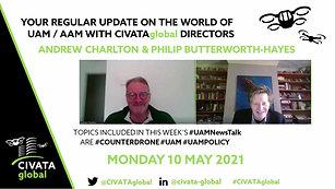 CIVATAglobal - #UAMNewsTalk - 10 May
