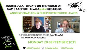 CIVATAglobal - #UAMNewsTalk - 20 September 2021
