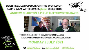 CIVATAglobal - #UAMNewsTalk - 5 July