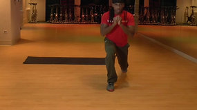 Three Level Lunges