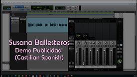 Demo Publicidad Commercial Castilian Spanish