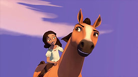"TV Promo for ""Spirit Riding Free"""