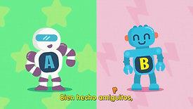 Canción ABC - Abecedario en Español para Niños _ Alfabeto por Papumba y ABC Toyland (1)