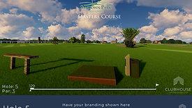 Hole 5 Masters Par 3 Course