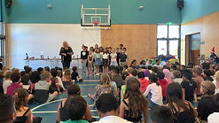 Choir and School Song