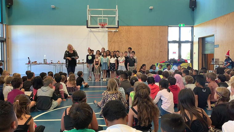 End of Year Prize Giving Performances 2018