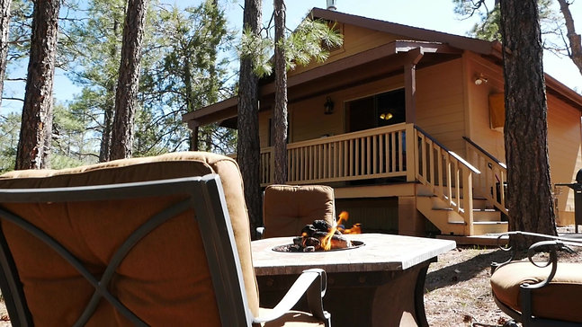 Timberwolf Pines Cabin Retreat