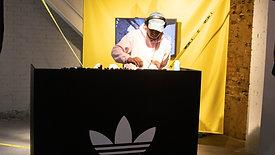 Kazvare Made It X Adidas